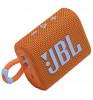 Портативная акустика JBL GO 3 Orange