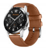 Часы HUAWEI Watch GT 2 Classic 46 mm Dark Brown/Brown