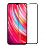 Защитная стеклопленка 3D Full Glue (Xiaomi Redmi 8A) Черная